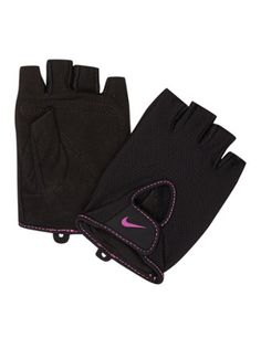 Nike Trainingshandschoen Fundamental  MT L? • de Bijenkorf, sportzaken. € 18 per paar. > gekocht, maar ze zijn niet fijn. Te Glad voor opdrukken en aan de bar ook eigenlijk...