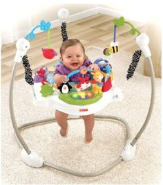 Hot! Fisher-Price Discover 'n Grow Jumperoo At Lowest Price on Amazon!