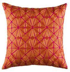 Cushion cover kas size 45 x 45cm caprico multi home decor new bobin boutique A