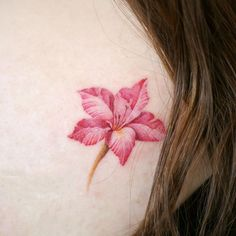Gladiolus Tattoo Meaning Flower tattoos are kinda popular between people around the world. Gladiolus tattoo is one of the most appreciated, fantastic and floral tattoos. These tats differ by the … August Flower Tattoo, Men Flower Tattoo, Birth Flower Tattoos, Flower Tattoo Meanings, Beautiful Flower Tattoos, Flower Tattoo Shoulder, Most Beautiful Flowers, Flower Tattoo Designs, Shoulder Tattoos
