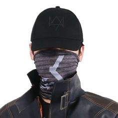 [HALLOWEEN] Amazing Grey mask of WD for cosply costume - $8.99 with FREE SHIPING WORLDWIDE! 2 DAYS for ALL USA DELIVERY!!! visit our site ->>> http://HALLOWEEN-CLOTHES.CF