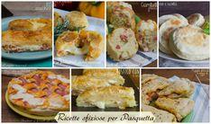 Ricette veloci per Pasquetta, torte salate e rustici facili e sfiziosi http://blog.giallozafferano.it/studentiaifornelli/ricette-veloci-per-pasquetta/