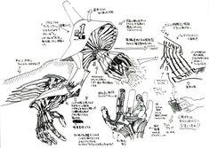 ロボやメカを描くときの参考になる! メカ物設定資料スレ | お絵かき速報!萌え絵上達法