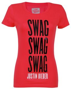 Swag Justin Bieber t-shirt - Tops - Clothing