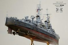CA-35, built by master modeler Kim hyun-soo, south korea