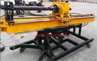 AK30 Diesel Engine / Electric Motor Powered Anchor Drilling Machine for 30m Engineering Drilling Depth