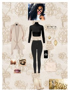 """""""New Year, New...."""" by bukkyonibokun on Polyvore featuring Topshop, Chinese Laundry, 3.1 Phillip Lim, Joseph Marc, Casetify, River Island, Mestige, Marina B, Kendra Scott and Benefit"""