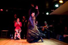 Madrid Photos at Frommer's - Dinner and dancing at Las Carboneras Tablao Flamenco.