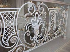 Ограждения балконов и терасс - Вакула