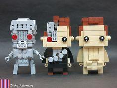 Brickheadz just won't get terminated