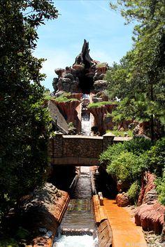WDWLIVE - Walt Disney World --Splash Mountain