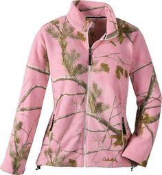 Cabela's: Cabela's Women's Doe Camp Fleece Jacket