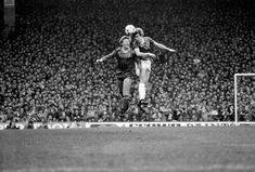Merseyside derbies: 50 Classic pictures from the archive - Mirror Online Liverpool Players, Liverpool Football Club, Liverpool Fc, Peter Beardsley, Nicolas Anelka, Liverpool Images, Graeme Souness, Andy Carroll, Football