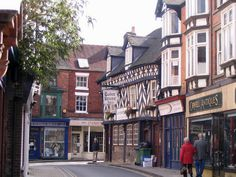 Market Drayton, England