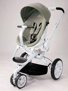 What's Hot For Baby in 2012: Stroller Designers Inspired by Apple