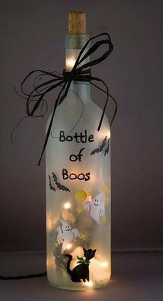 bottle of Boos! ;-)