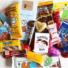 Vegan Treat Box - UK Monthly Subscription (Pay Once for Delivery)