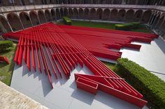 "Daniel Libeskind's ""Future Flowers"" Represent Oikos at Milan Design Week"