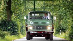 Ingen ridser i lakken: LS 337, den første serie af modeller med kort motorhjelm - RoadStars