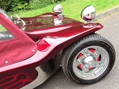 Used 1961 Volkswagen Beach Buggy for sale in Hampshire from Sovereign Car Sales.