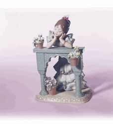 #06480 A PERFECT DAY http://lladro.stores.yahoo.net/0peday.html#