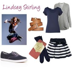 """""""Lindsey Stirling"""" by turquoiseivy on Polyvore"""