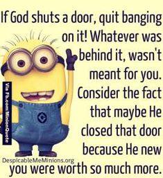 If God shuts a door