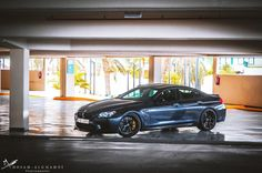 BMW M6 Gran Coupe by HRE Wheels