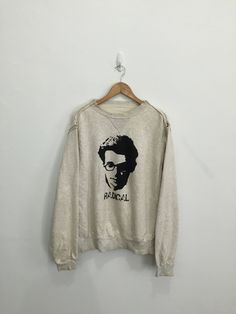 "UNDERCOVER JUN TAKAHASHI 90s Autumn Winter Exhange Changing Part Sweatshirt armpit 27""Rare Comme des Garcons Mastermind Japan Number (N)ine by FOREVERANARCHY on Etsy https://www.etsy.com/listing/462517590/undercover-jun-takahashi-90s-autumn"