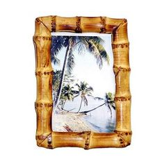 Capture the memories with this unique and Eco-friendly Bamboo Photo Frame! Uniquely crafted from the Bamboo Root, this frame make a great gift for yourself and your family and friends! Natural Picture Frames, Bamboo Picture Frames, Vietnam, Bamboo Crafts, Tropical Design, Tropical Homes, Tropical Style, Dark Roots, Faux Bamboo