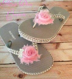 23 Ideas de cómo decorar todo tipo de sandalias para el verano