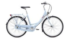Breezer Bikes - Uptown 8 LS - Bike Overview