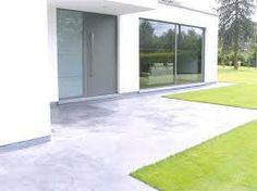 gepolierde beton terras - Google zoeken