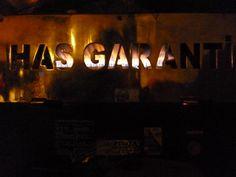 Has Garanti coffee roaster