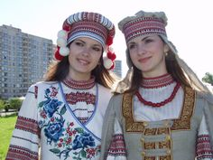 Belarus Traditional Clothing