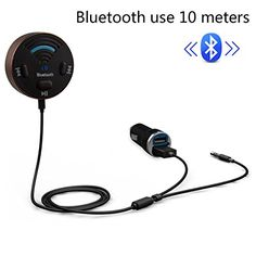 LP Bluetooth Hands Free Car Kit , Wireless Talking & Music Play , Dual USB ports + Bulit-in 3.5mm Aux Cable , portable & lightweight LP http://www.amazon.com/dp/B00UT0LXZC/ref=cm_sw_r_pi_dp_HQB7wb0D7P8NP