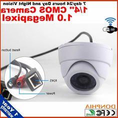 38.12$  Watch here - https://alitems.com/g/1e8d114494b01f4c715516525dc3e8/?i=5&ulp=https%3A%2F%2Fwww.aliexpress.com%2Fitem%2FBuilt-in-2db-Antenna-720P-Dome-IP-Camera-1-0MP-P2P-With-Reset-Button-Wireless-IP%2F32418719020.html - Built-in 2db Antenna 720P 1.0mp Dome ip camera wifi wireless P2P With Reset Button Motion Detect HD Wifi CCTV Camera ONVIF 38.12$