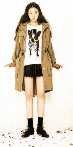 #Kpop #Wondergirls #Sohee