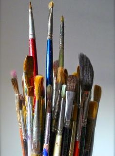 6 Ways You Can Care For Your Brushes - A good-quality paintbrush can be quite expensive and there's no point investing in one if you aren't going to care for it. Even if you don't spend much money on paintbrushes, you should still care for them so they last longer.