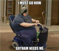 He's not the hero gotham needs. Not the one it deserves either. He's the hero gotham's got right now.