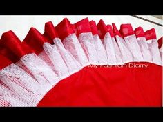 Hand Embroidery Videos, Learn Embroidery, Cutwork Embroidery, Baby Girl Frocks, Frocks For Girls, Wedding Dress Patterns, Dress Sewing Patterns, Blouse Patterns, Kids Party Wear Dresses