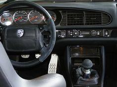 Porsche 944 Custom Interior Click the image to open