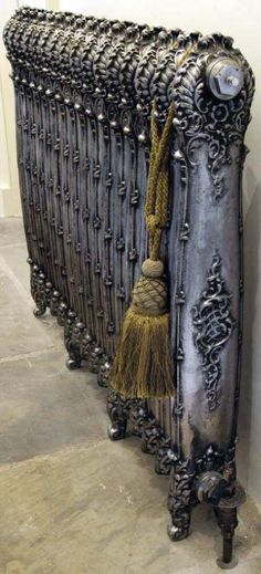 radiateur fonte style rococo et robinet retro radiateurs pinterest rococo radiateurs et. Black Bedroom Furniture Sets. Home Design Ideas