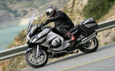 BMW R1200RT review 2014