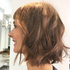 Hair cut and colour by helene