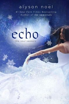 Echo (Soul Seekers, #2) amazing series. Going to seem like forever for may to get here and the third book!