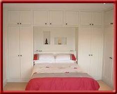 Built In Closets Around Bed 20 140 Closet Around Bed