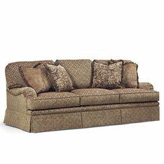 Huntington House Sofa 2061-80 - #furniture #sofa #upholstery
