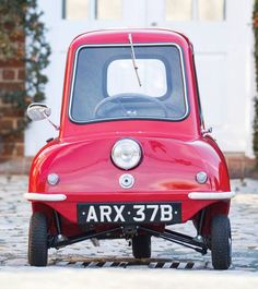 Smallest Car In The World Comes With Big Price Tag Of £120,000