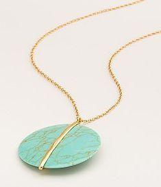 Brinn Pendant Adjustable Necklace
